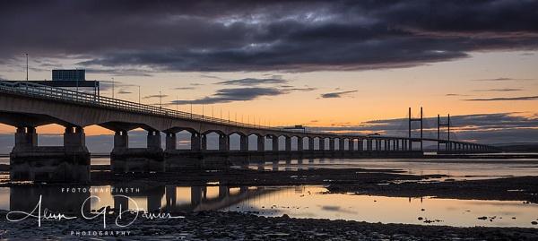 2nd Severn Crossing by Tynnwrlluniau