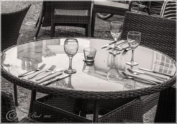 Table for Three by DavidBird
