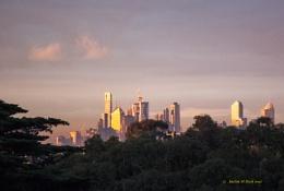 Melbourne Sunrise.