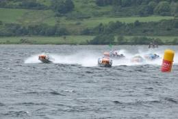 Speedboat Racing Competition
