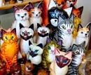 Cats in waiting by ddolfelin