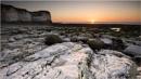 Flamborough Sunrise by wanny