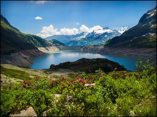 Lac de Emosson, Switzerland, June, 2017 by bwlchmawr