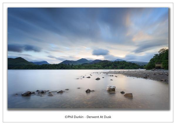 Derwent At Dusk by Philpot