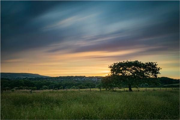 Long Exposure Sunset by Philpot