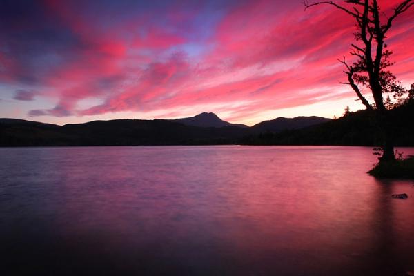 Loch Ard by Eckyboy