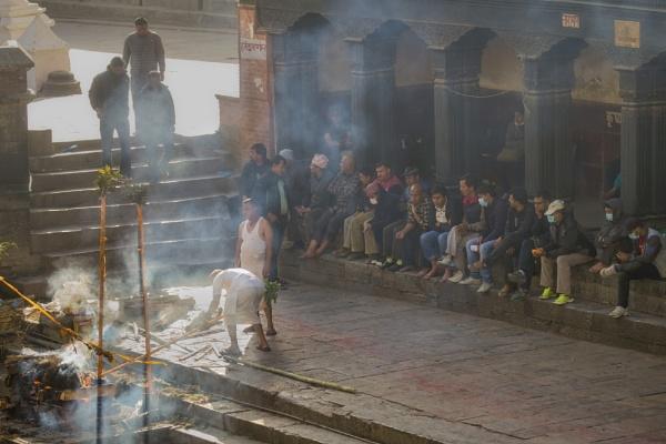 Crematoria Kathmandhu by suejoh