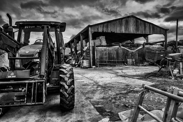 Down on the farm by AlanJ