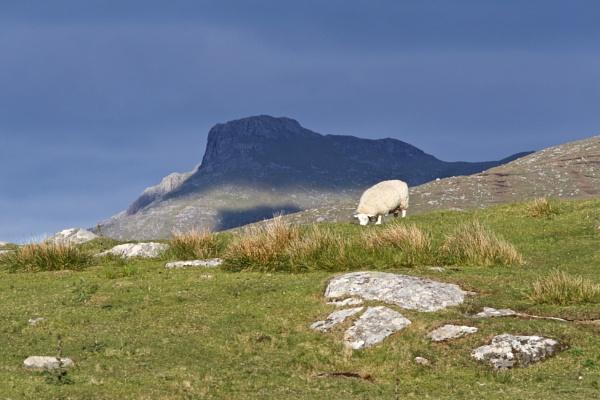 A Hebridean Meandering III - Beinn Choradail by hrsimages