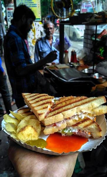 Street Food And Life by Sandipan