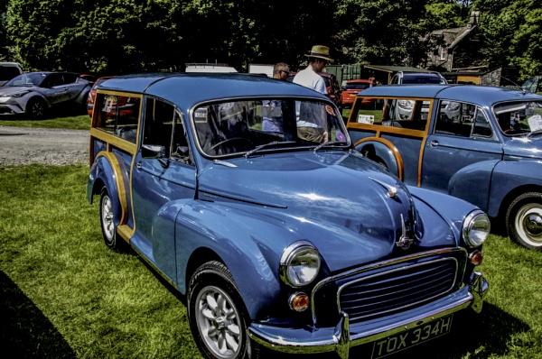 Grasmere vintage car show by RPilon63