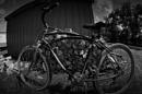Bike and bricks by PetesPix