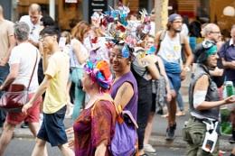 Gay Pride 2017 in Paris