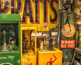 Oiling Station