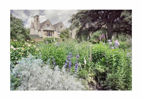 Hidcote, Old Garden by BigAlKabMan