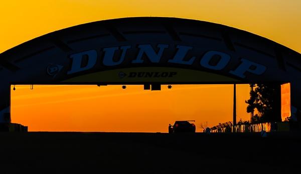 Dunlop Bridge at sunrise by Mounters