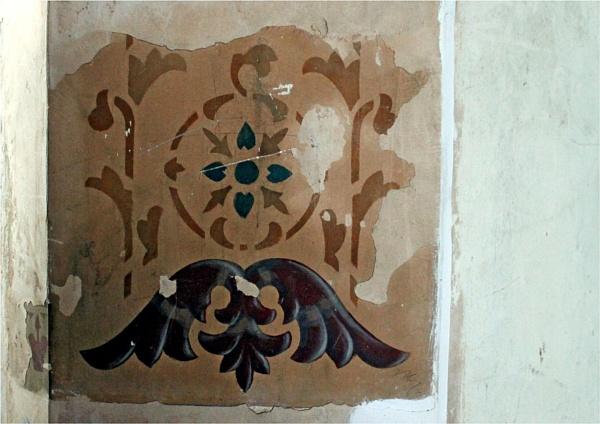 Under the Plaster by helenlinda