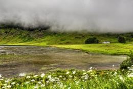 Low Cloud over Glencoe