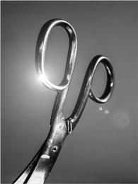 Photo : Blazing Scissors