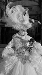 Venice festival costume