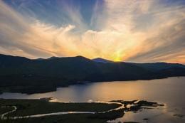 Derwentwater Sunset