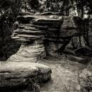 At Brimham Rocks, Niddersdale by RobertTurley