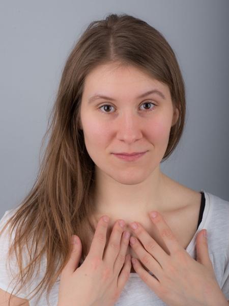 Audur - Icelandic actress by nellacphoto