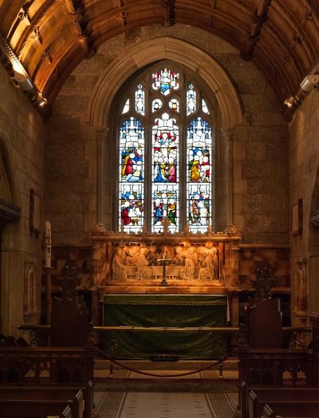 St Hydroc\'s Chapel by NevJB