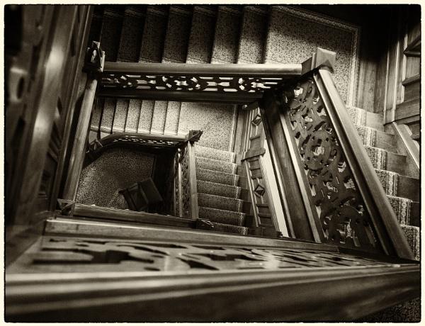 Grand Staircase by NevJB