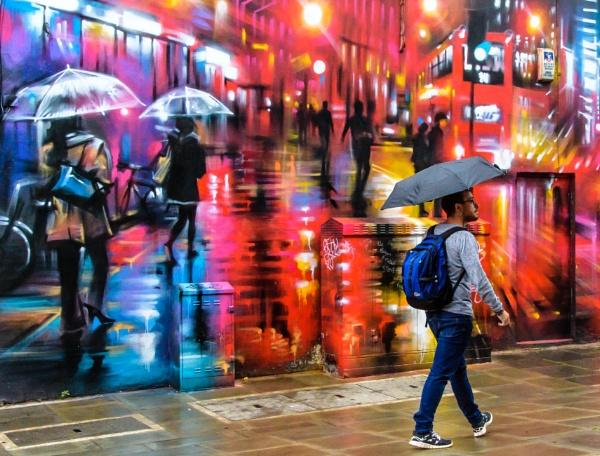 rain by mogobiker