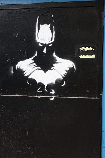 Batman by Les_Cornwell