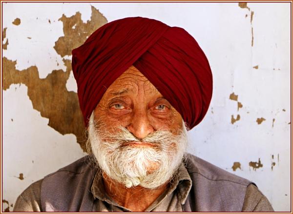 *** Sikh pilgrim *** by Spkr51