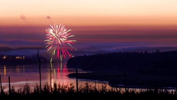 Fireworks by StevePushman