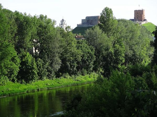 Green river by SauliusR