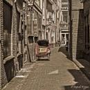 Becak..... in Leiden? by joop_