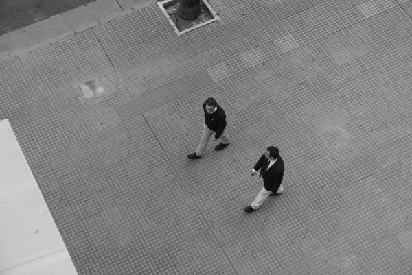 Twins, Cadiz, Spain by tonycullen