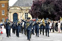 RAF Band.