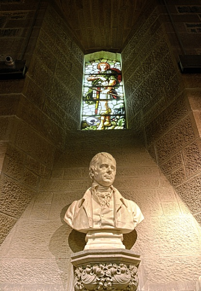 Sir Walter Scott by wulsy