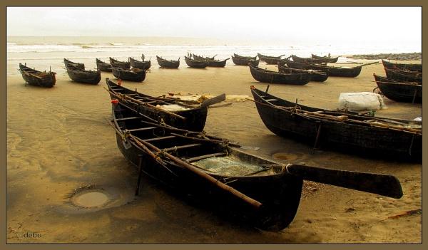 Fishing Boats... by debu