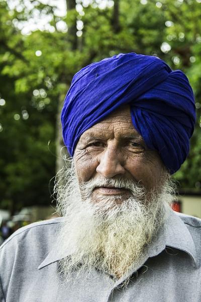 Sikh Gentleman by Irishkate