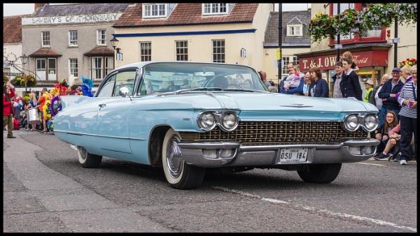 Cadillac by Kilmas