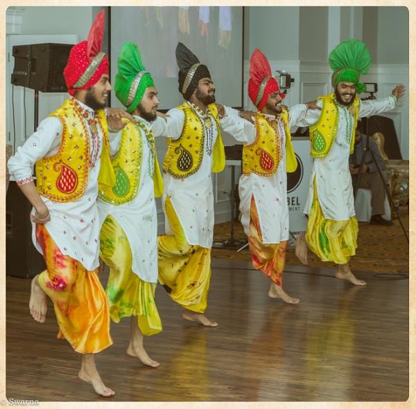 Bhangra Performance by Swarnadip