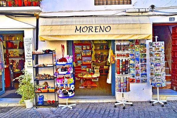 Moreno. by WesternRed