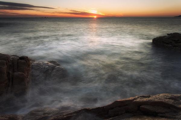 Plemont Sunrise by happysnapper