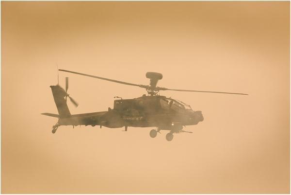 Desert Storm by dark_lord