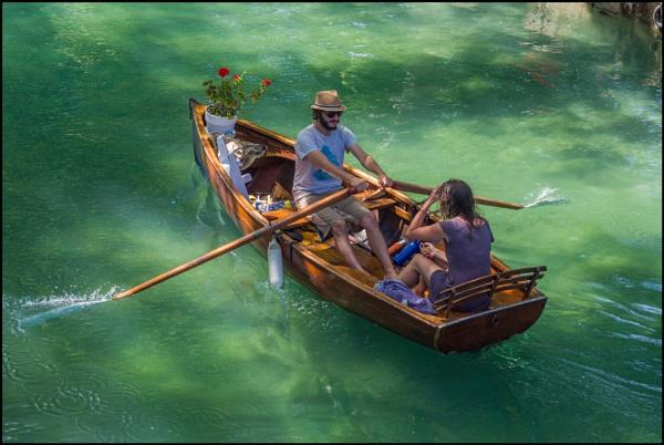 Rowing by bwlchmawr