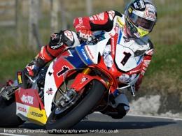 John McGuiness - Isle of Man TT 2016