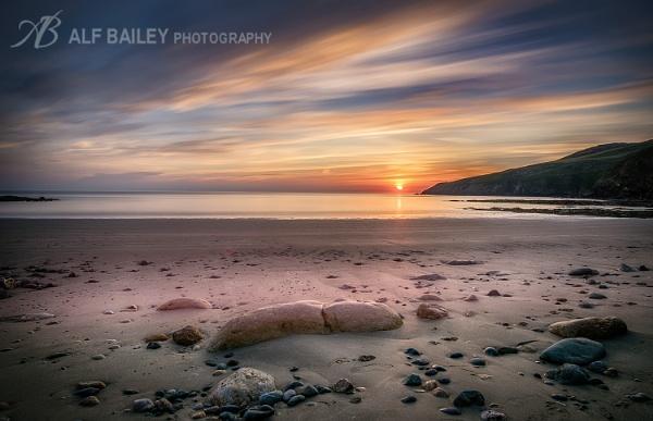 Church Bay Solstice by Alffoto