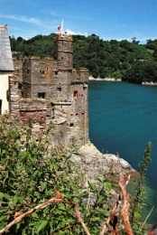 Elizabethan Tower Dartmouth Castle