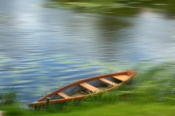 Boat by Zenonas